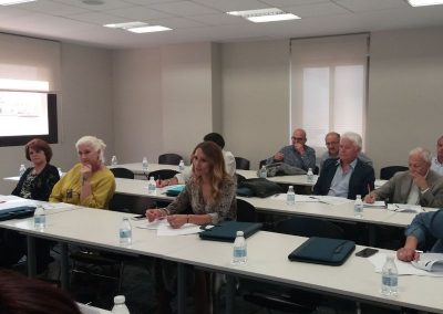 Jornada I.R.P.F. 2019 Sevilla