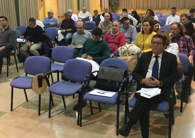 Jornada I.R.P.F. 2019 Granada